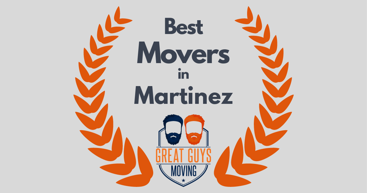 Best Movers in Martinez, CA