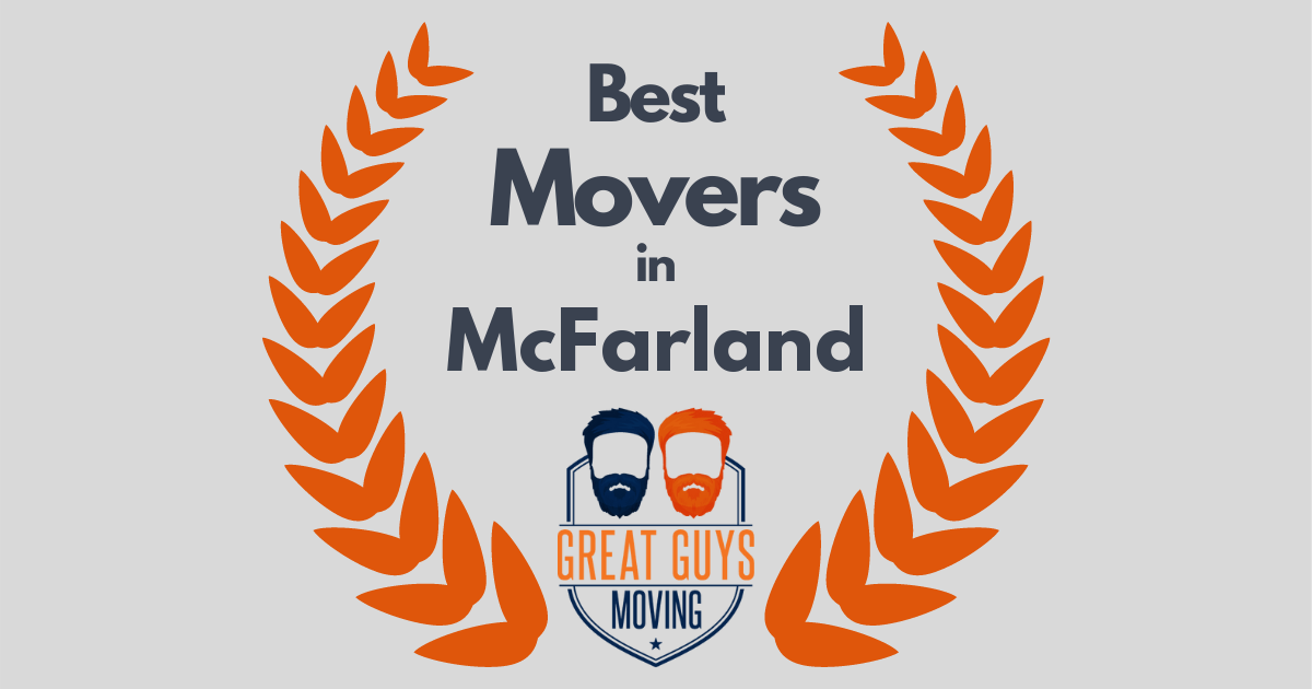 Best Movers in Mcfarland, CA