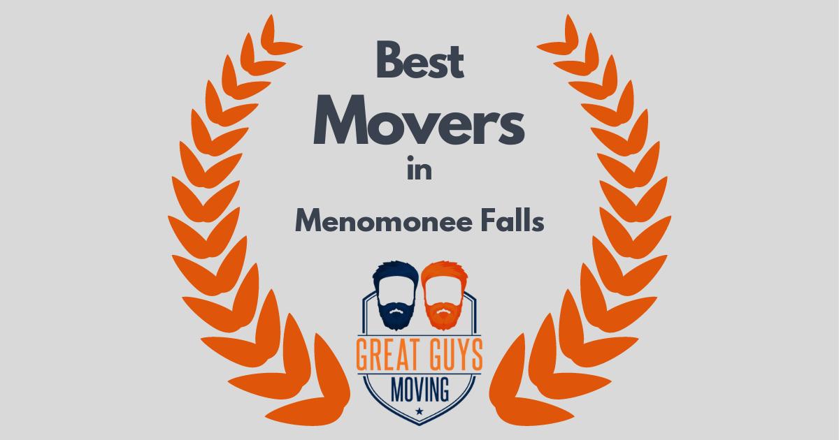 Best Movers in Menomonee Falls, WI
