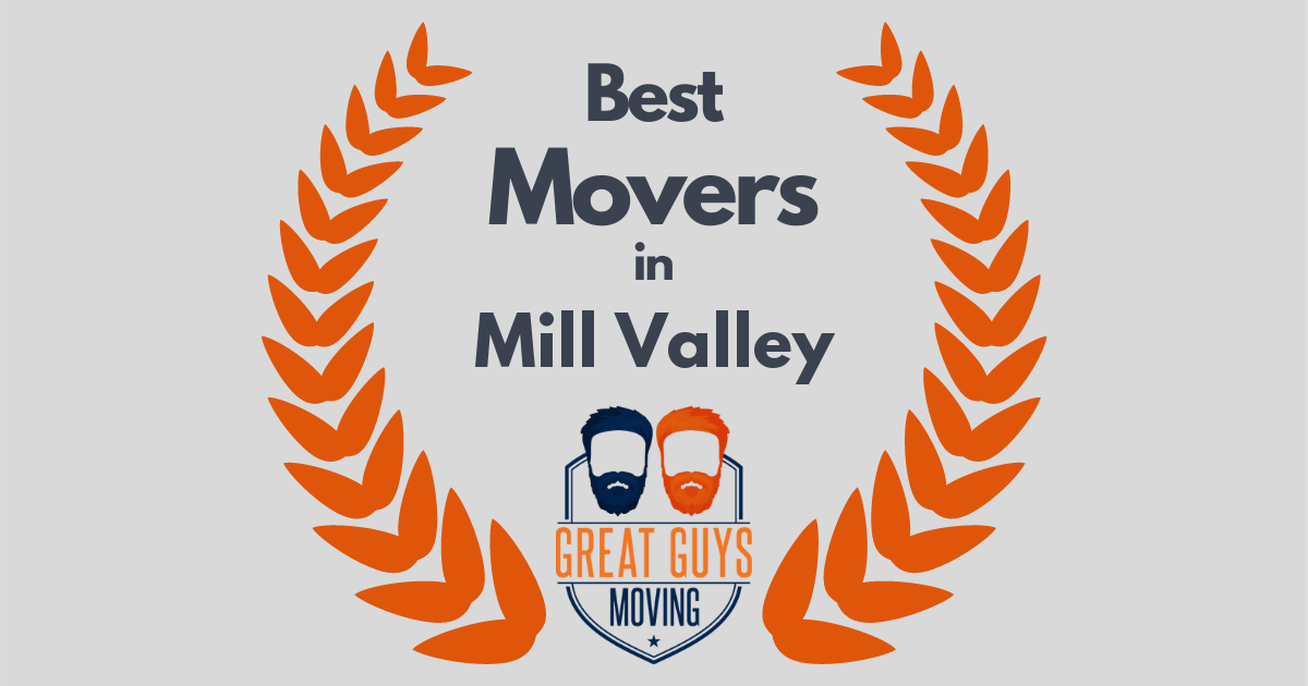 Best Movers in Mill Valley, CA