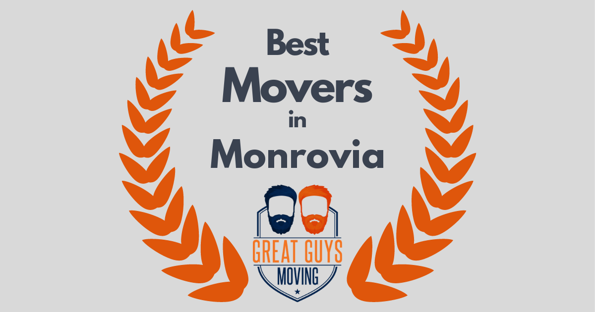 Best Movers in Monrovia, CA