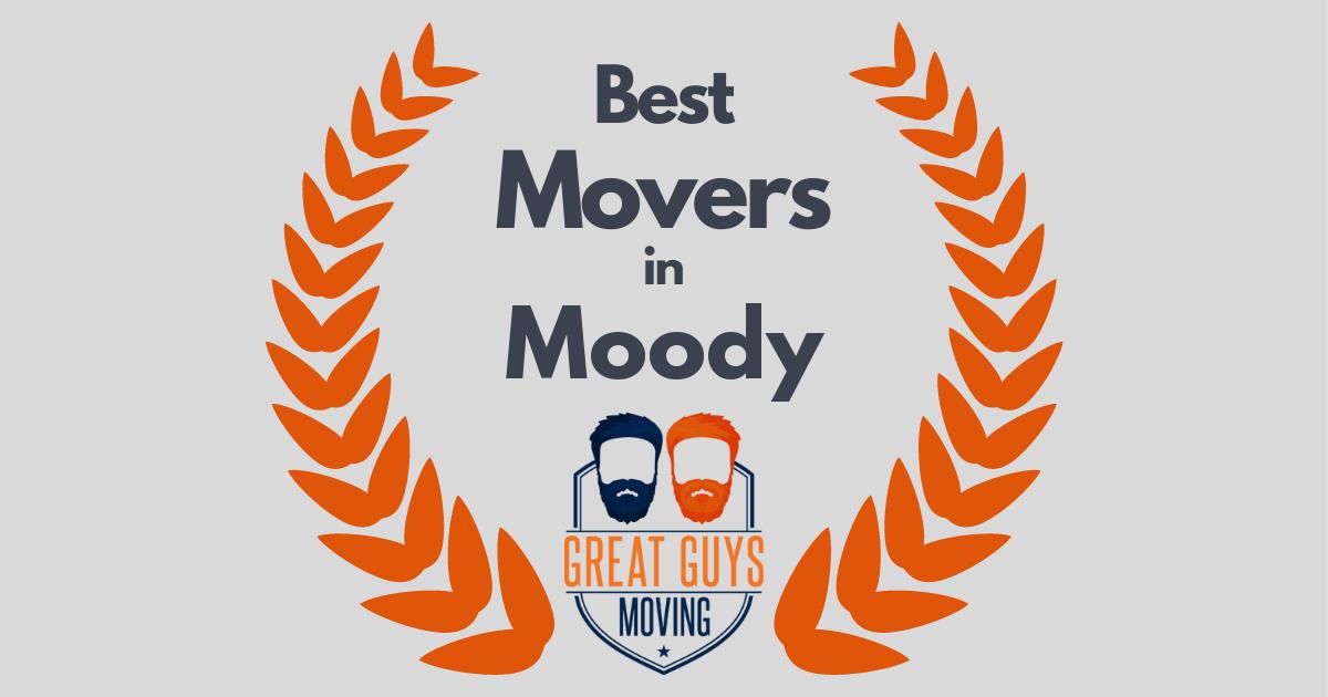 Best Movers in Moody, AL