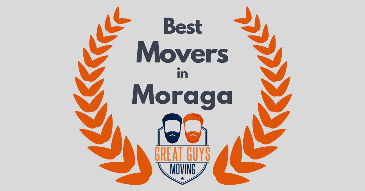 Best Movers in Moraga, CA