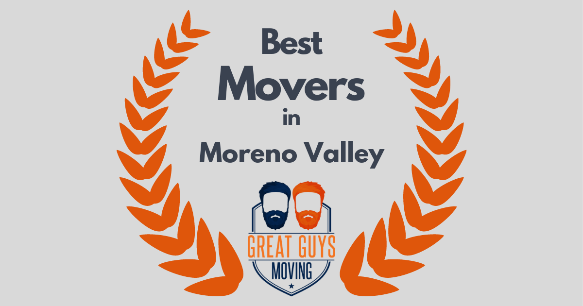 Best Movers in Moreno Valley, CA