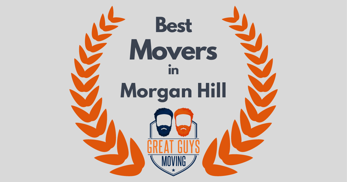 Best Movers in Morgan Hill, CA