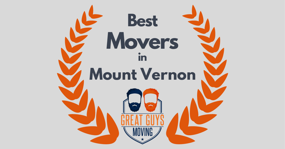 Best Movers in Mount Vernon, WA