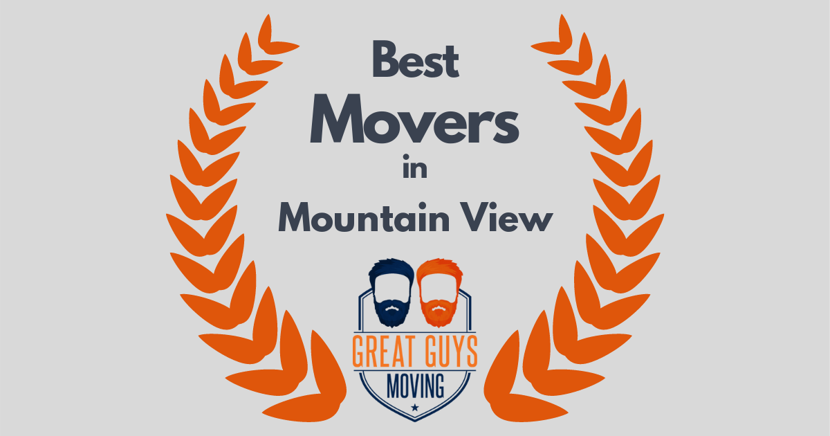 Best Movers in Mountain View, CA