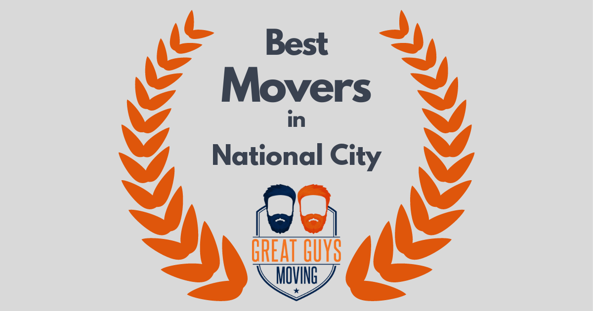 Best Movers in National City, CA