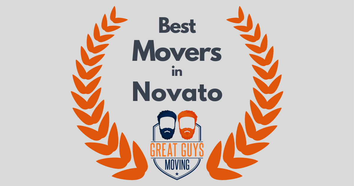 Best Movers in Novato, CA