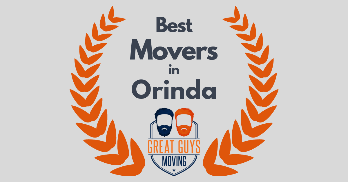 Best Movers in Orinda, CA