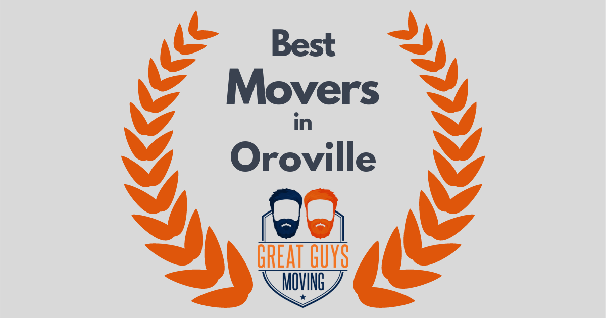 Best Movers in Oroville, CA