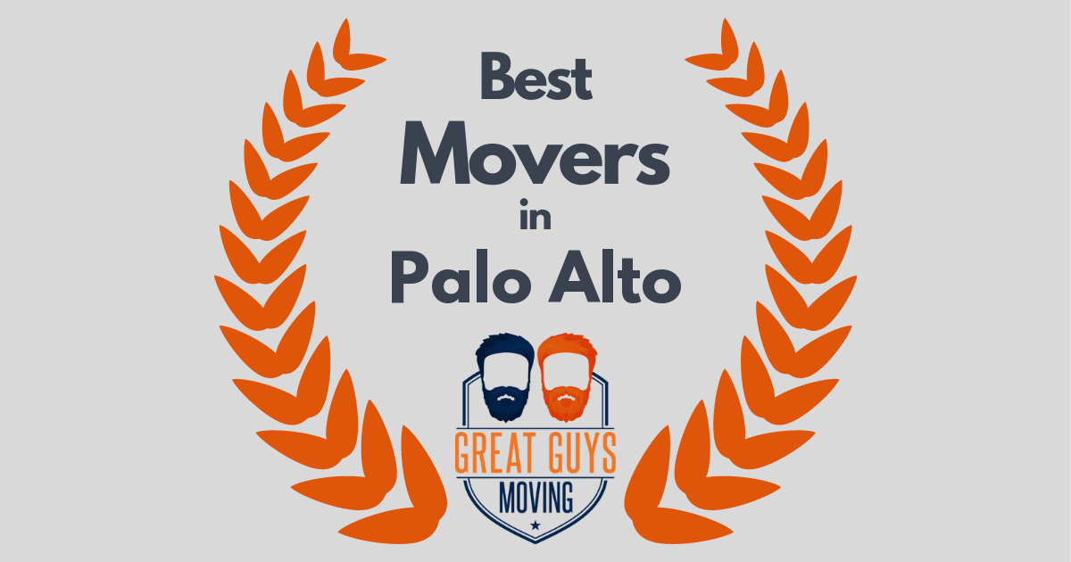 Best Movers in Palo Alto, CA