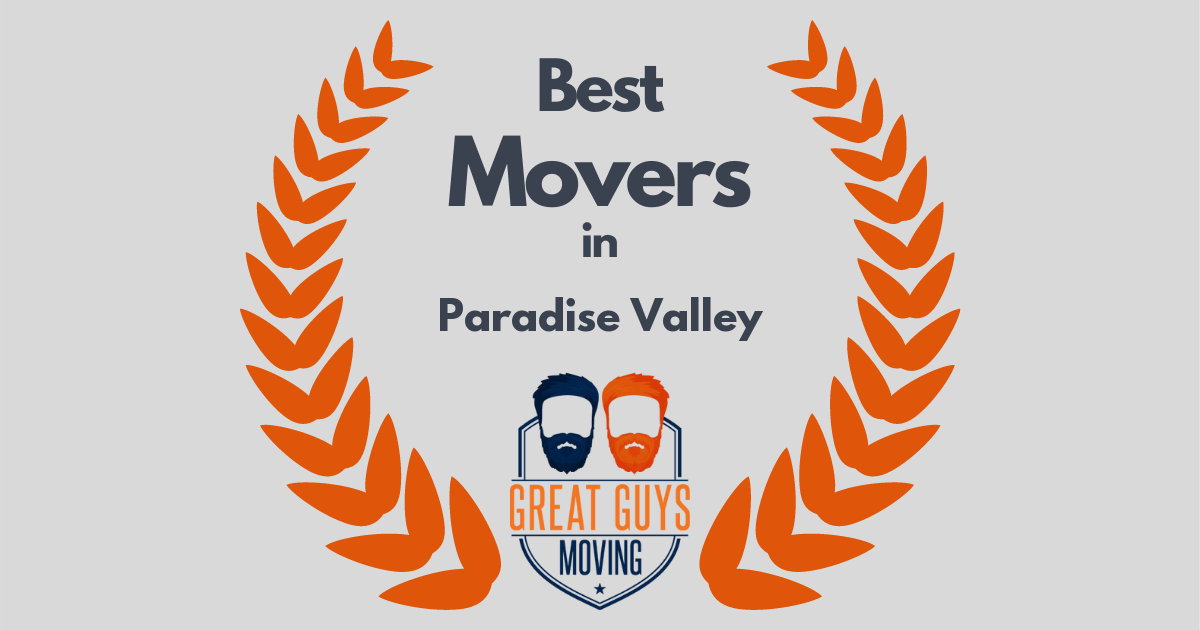 Best Movers in Paradise Valley, AZ