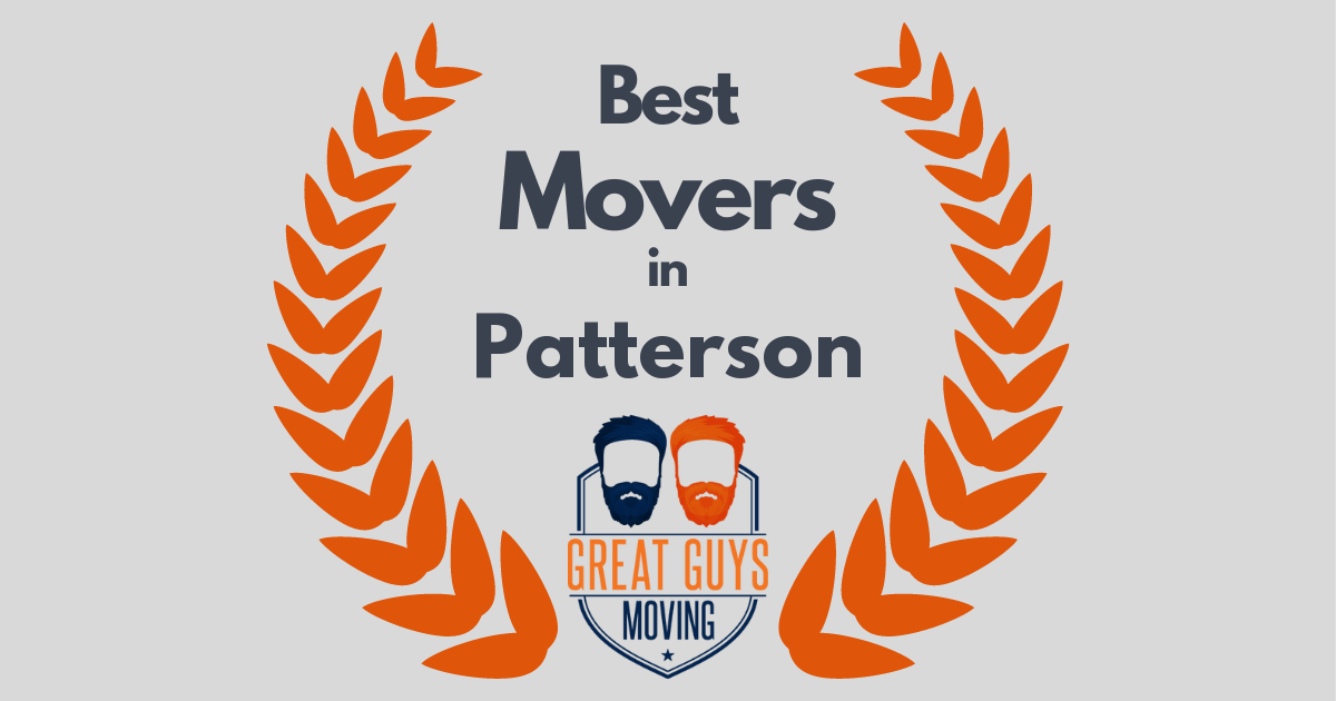 Best Movers in Patterson, CA