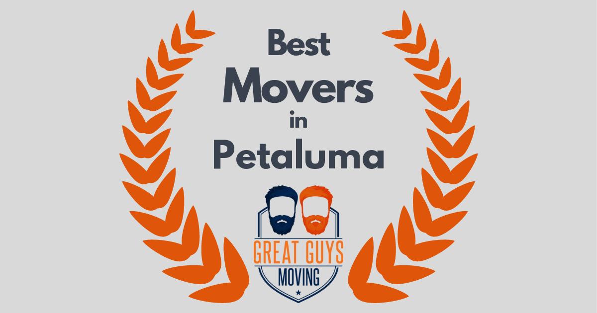 Best Movers in Petaluma, CA