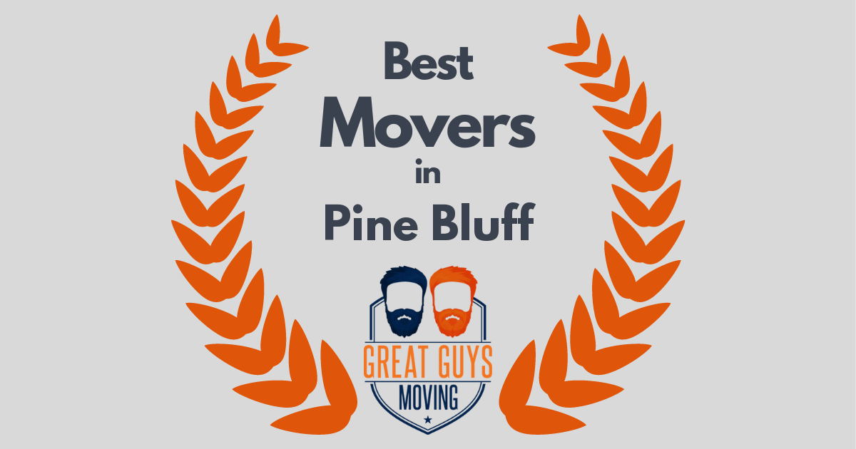 Best Movers in Pine Bluff, AR