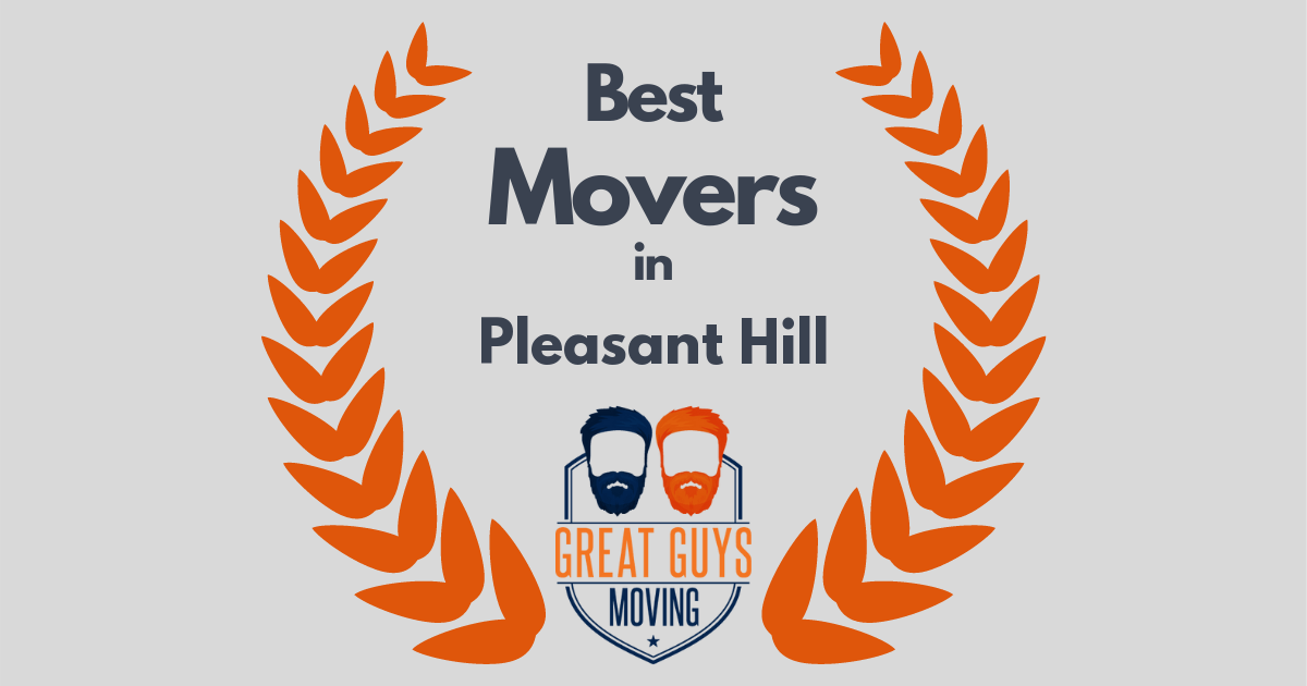 Best Movers in Pleasant Hill, CA