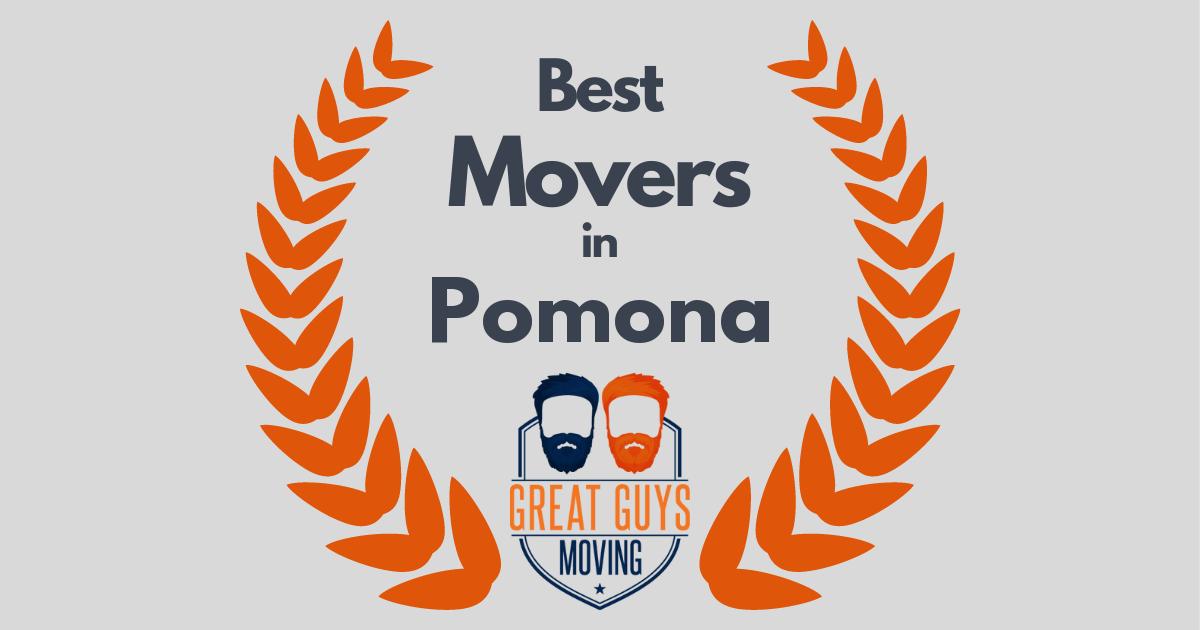 Best Movers in Pomona, CA