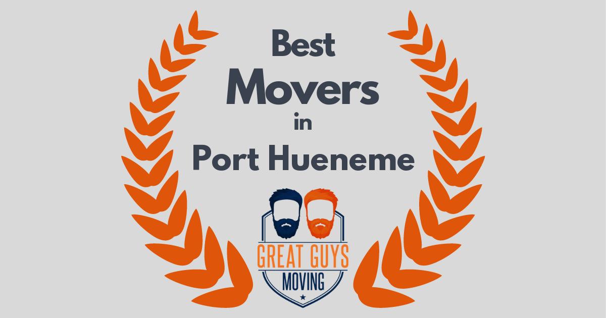Best Movers in Port Hueneme, CA