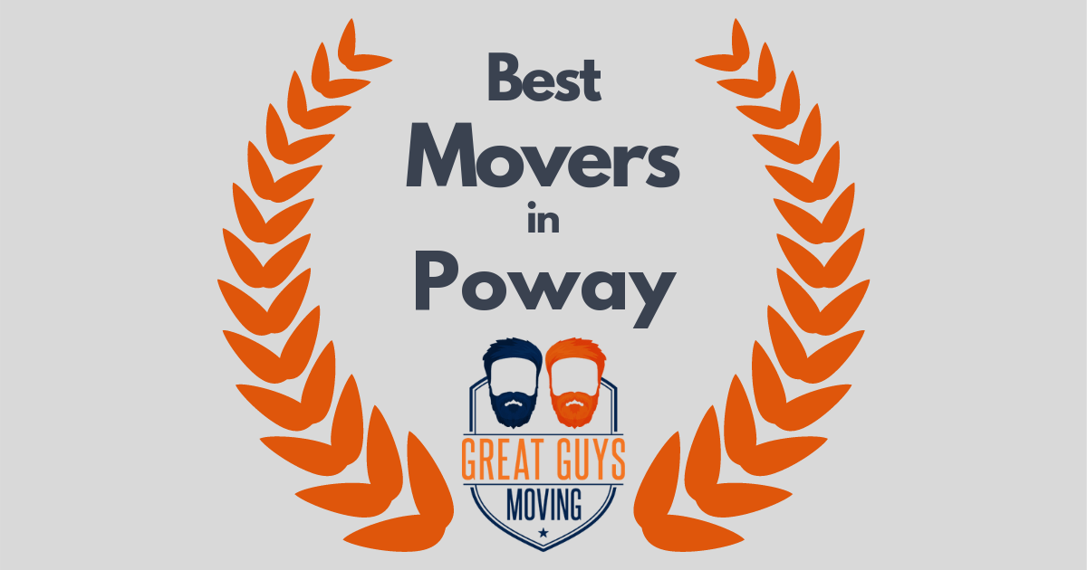 Best Movers in Poway, CA
