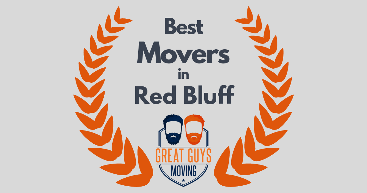 Best Movers in Red Bluff, CA