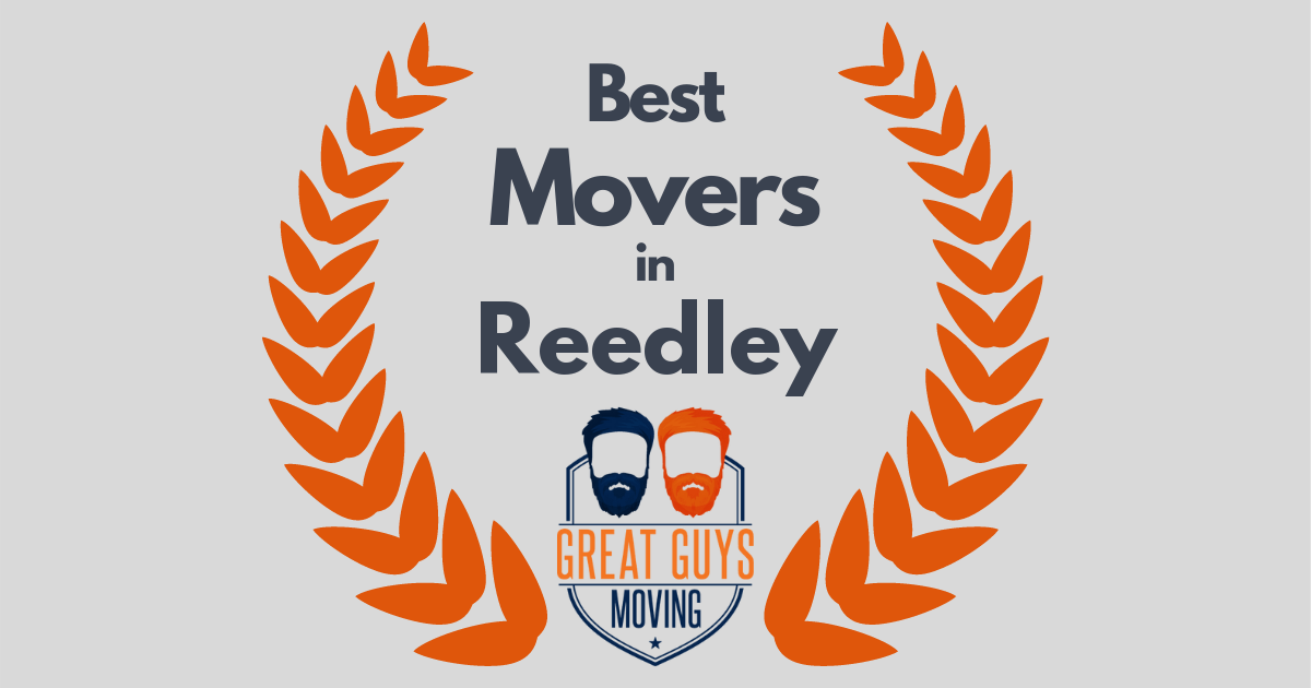 Best Movers in Reedley, CA