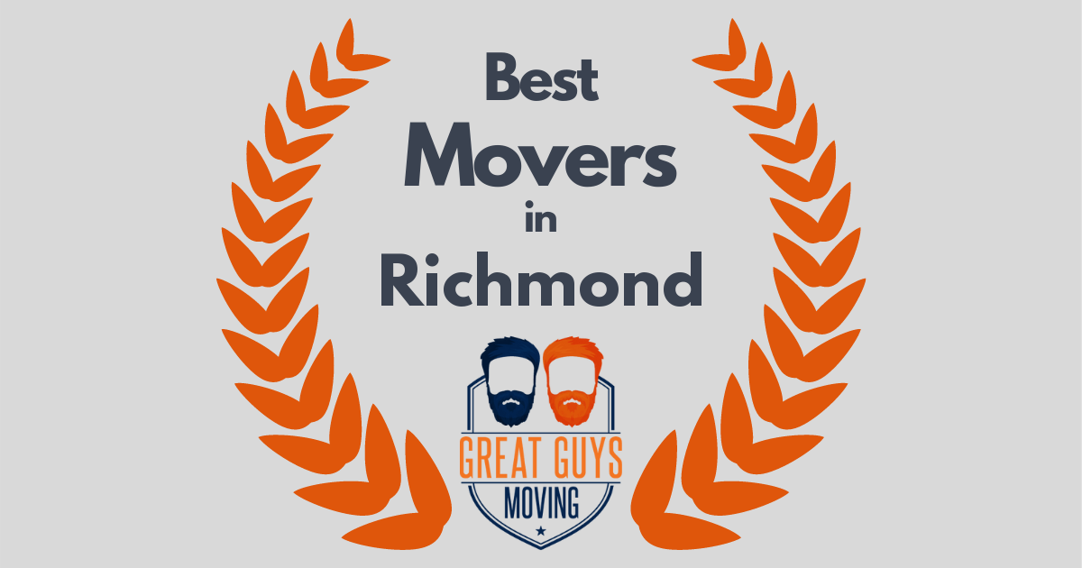 Best Movers in Richmond, CA