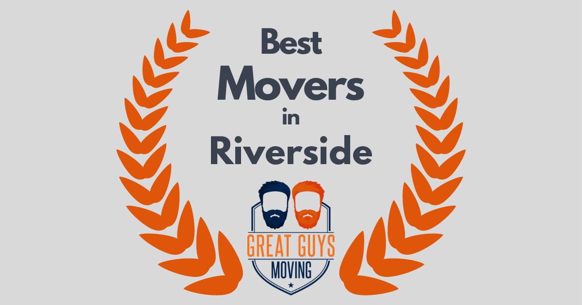 Best Movers in Riverside, CA