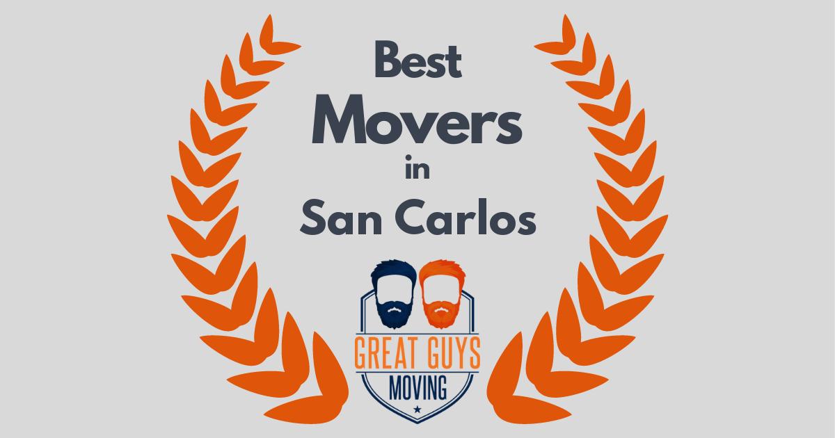 Best Movers in San Carlos, CA