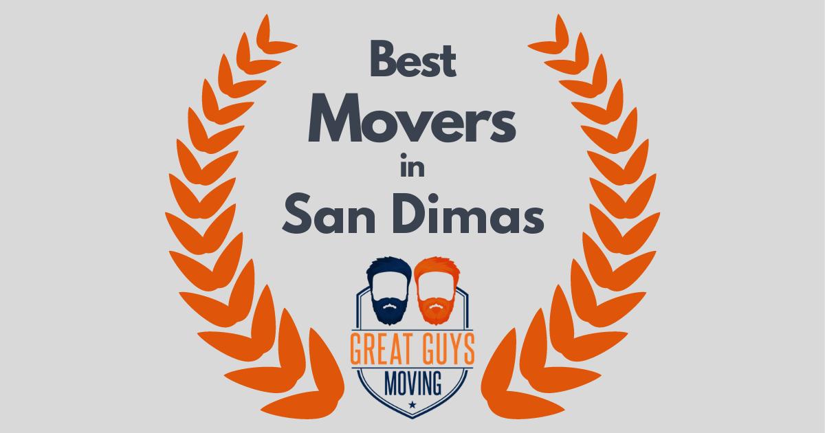 Best Movers in San Dimas, CA