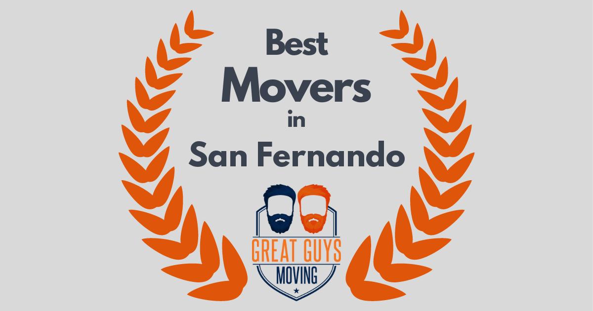 Best Movers in San Fernando, CA