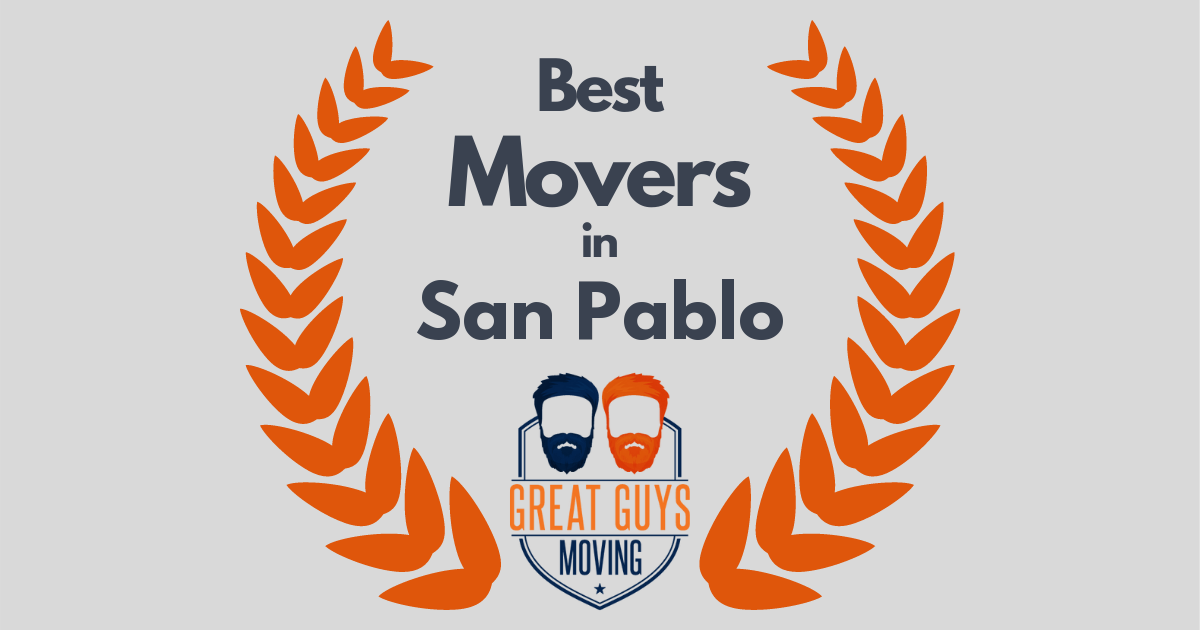 Best Movers in San Pablo, CA