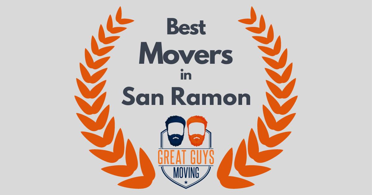Best Movers in San Ramon, CA