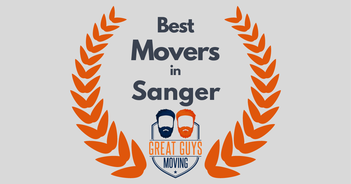 Best Movers in Sanger, CA