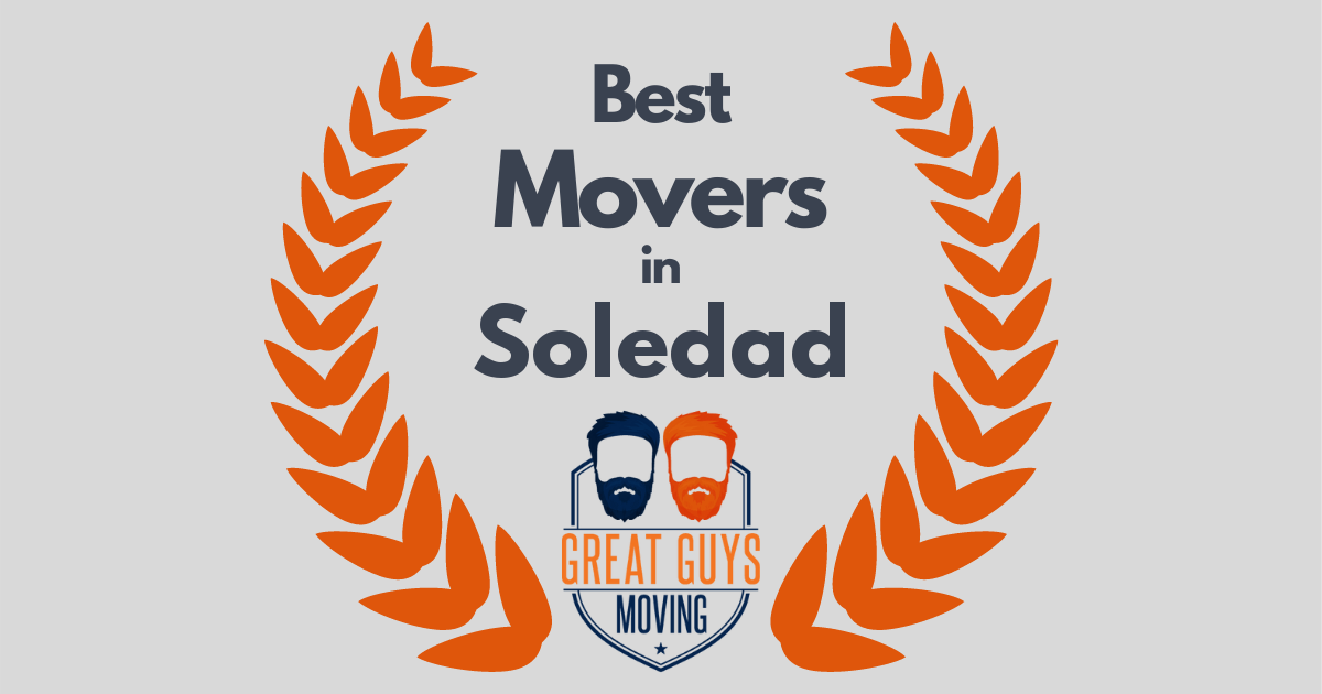 Best Movers in Soledad, CA