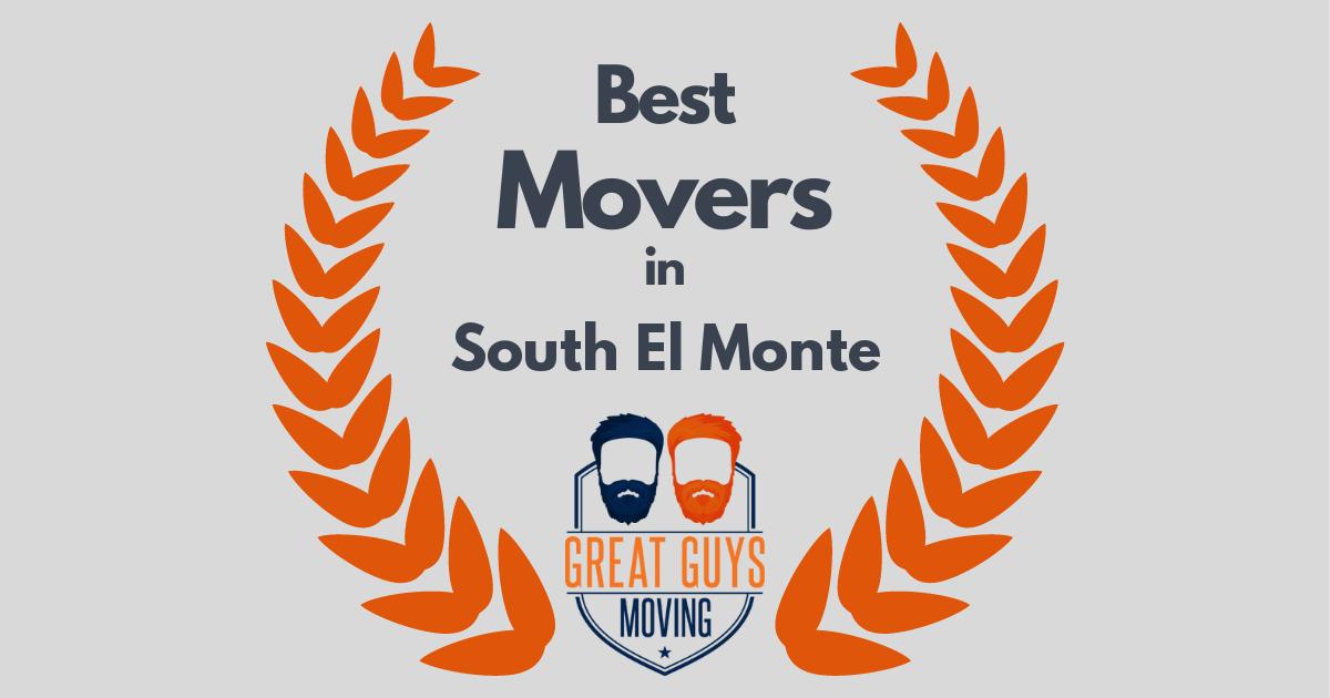 Best Movers in South El Monte, CA