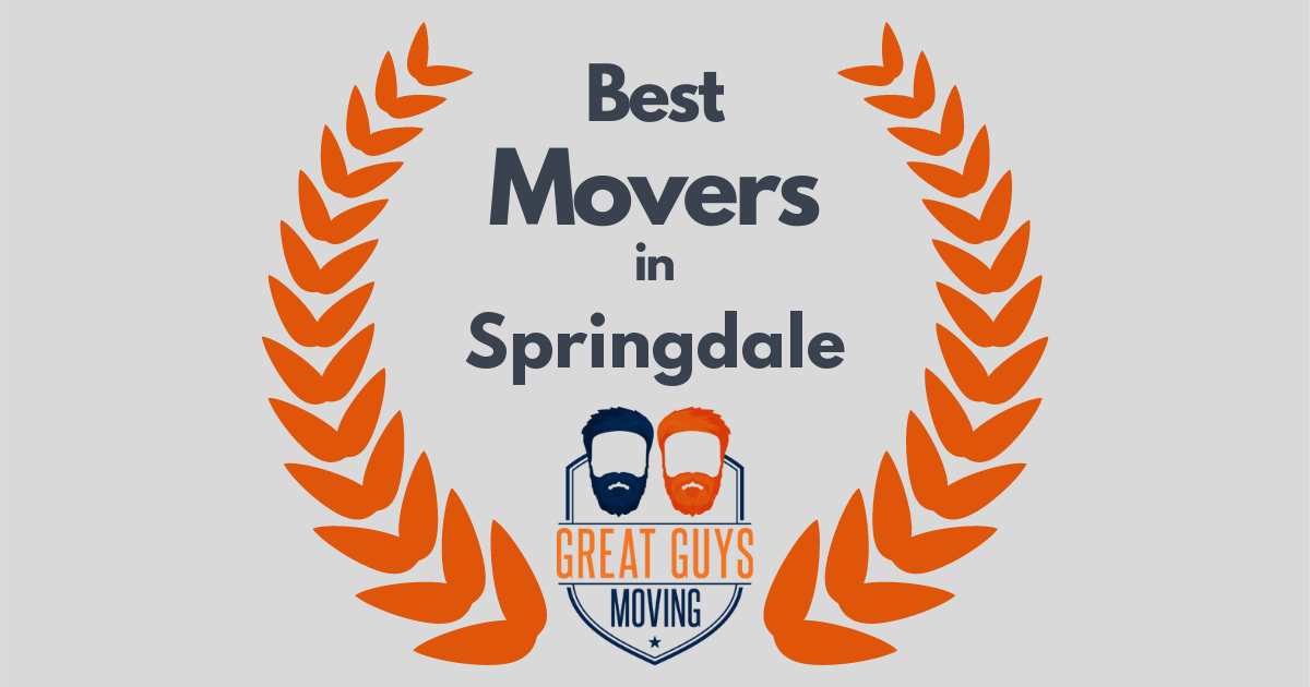 Best Movers in Springdale, AR