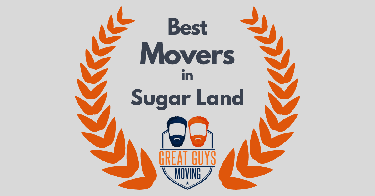 Best Movers in Sugar Land, TX