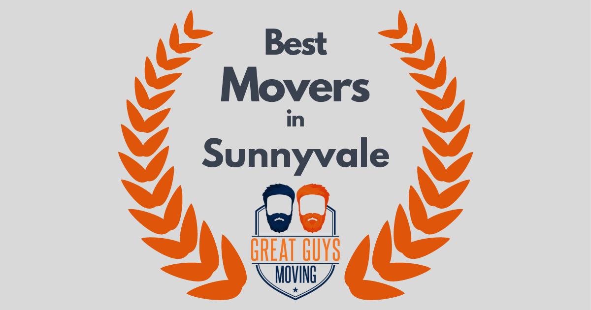 Best Movers in Sunnyvale, CA