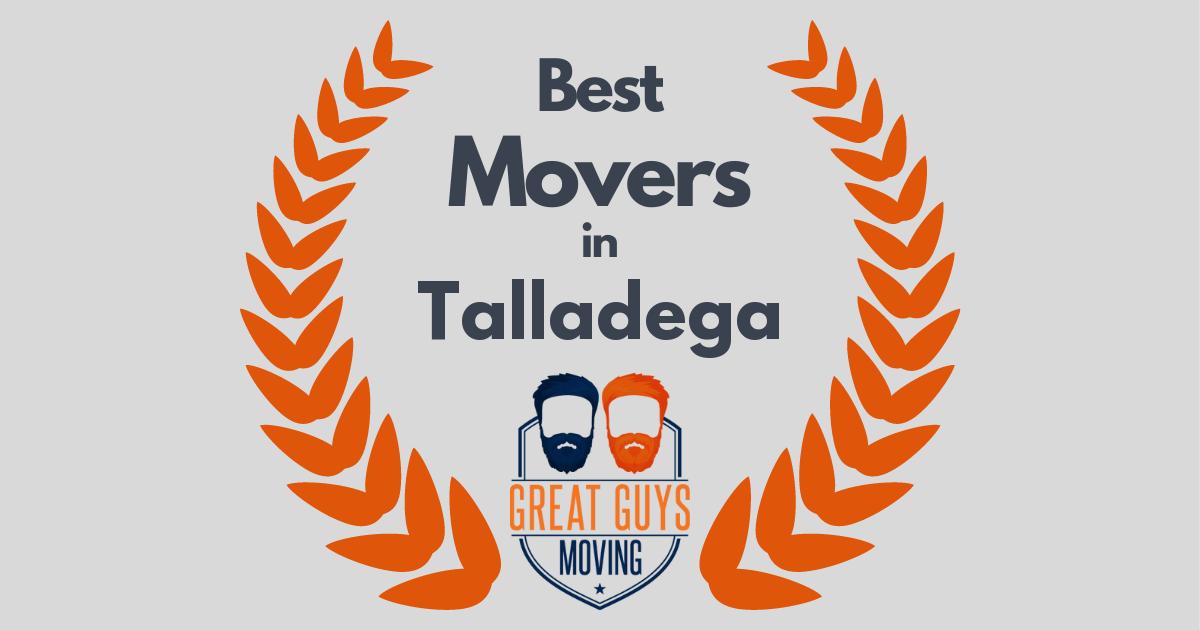 Best Movers in Talladega, AL