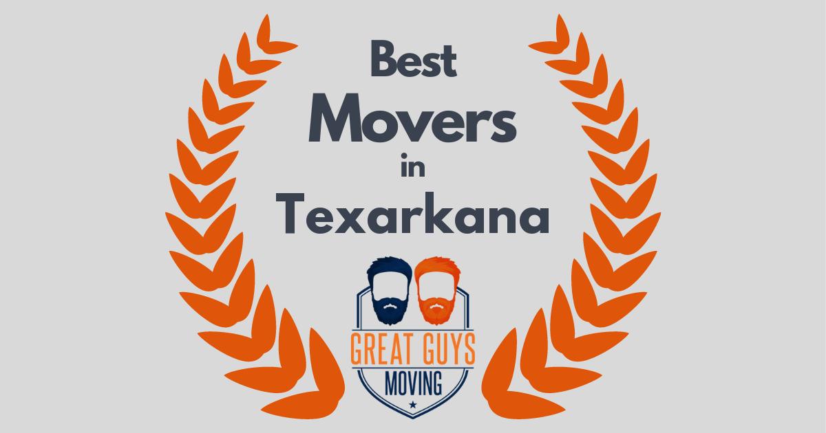 Best Movers in Texarkana, AR