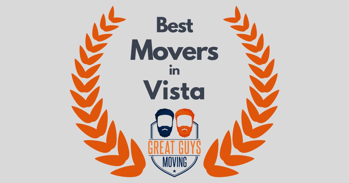 Best Movers in Vista, CA
