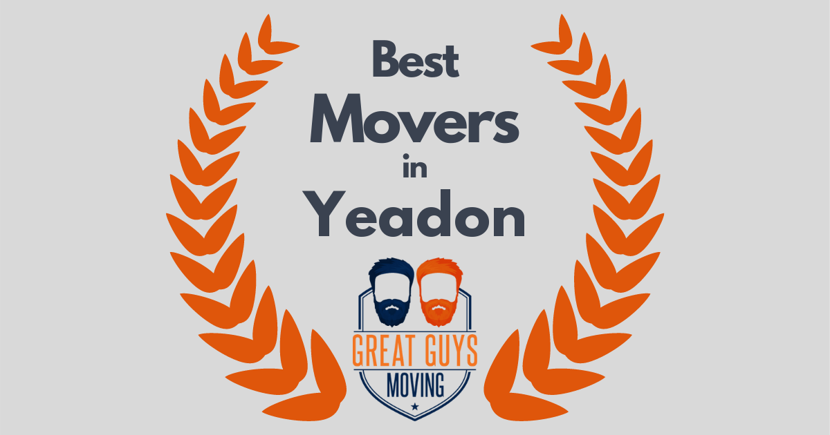 Best Movers in Yeadon, PA