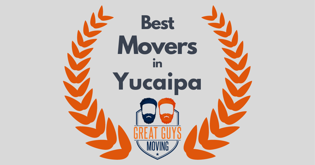 Best Movers in Yucaipa, CA