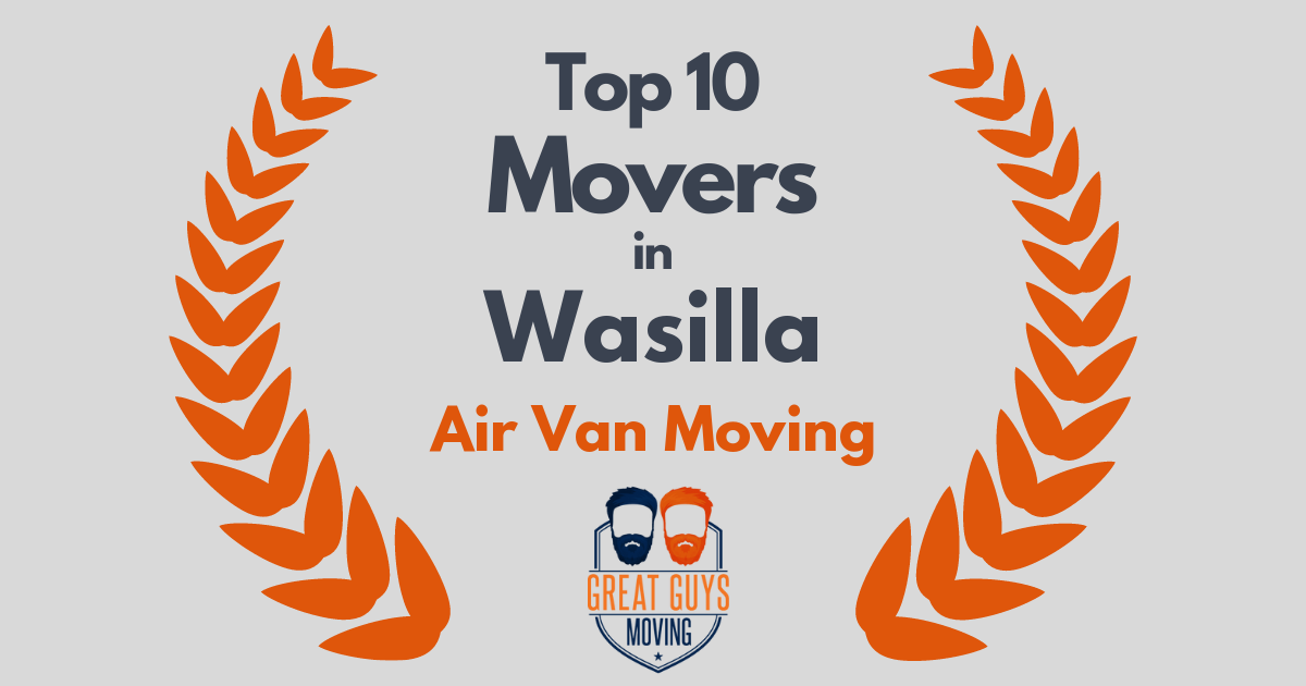 Top 10 Movers in Anchorage, AK