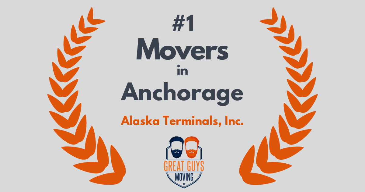 #1 Movers in Anchorage, AK