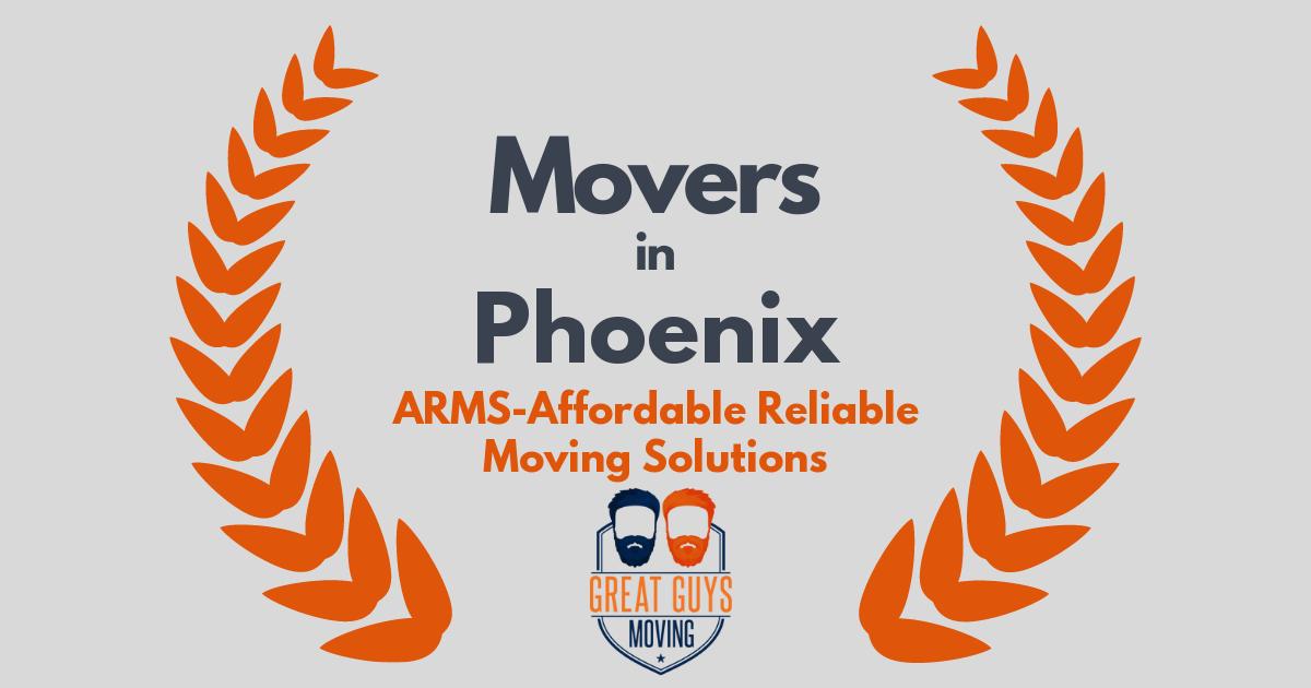 Top 10 Movers in Chandler, AZ