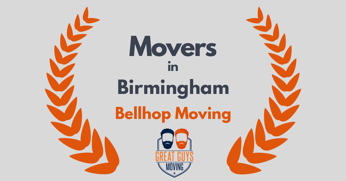 Top 10 Movers in Birmingham, AL