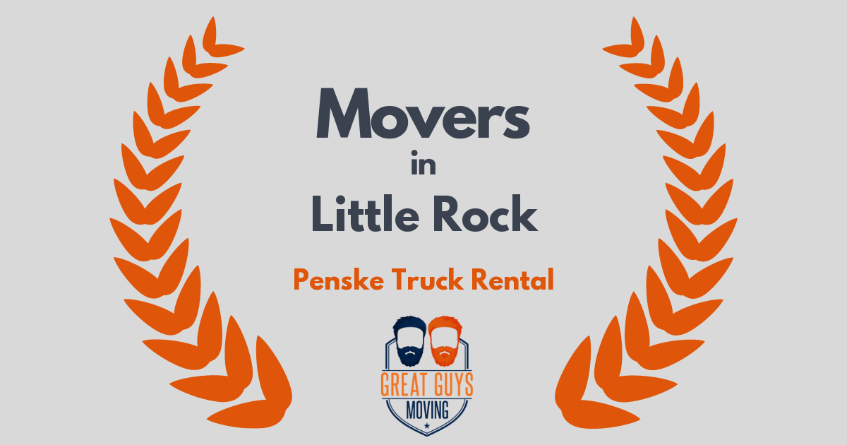 Top 10 Movers in Little Rock, AR