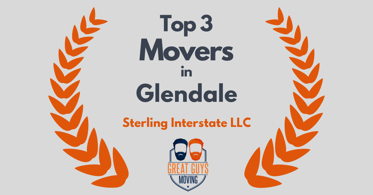Top 3 Movers in Glendale, AZ